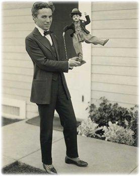 Чарли Чаплин «Когда я полюбил себя»